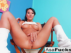 Asa Looks Sexy In This Hot Gonzo Solo! – Asa Akira