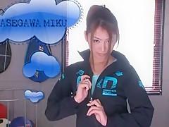 Hottest Japanese slut Miku Hasegawa in Incredible JAV clip