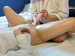 Naughty Massage For A Beautiful Female College Student Continuously Cum Ecstasy ❤