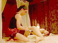 Slim Japanese Cabin Attendant Massage Fuck
